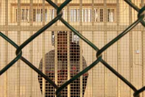 Gulet Mohamed in detention. | Photo: Mohamed family.