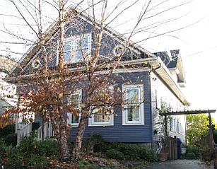 An actual house using actual energy (Langdon Marsh's Seattle bungalow) All photos: Jonathan Hiskes