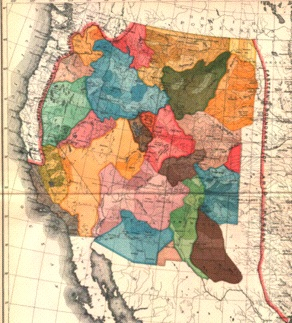 Map courtesy of USGS