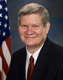 Sen. Tim Johnson will be the senior Democrat on the banking committee after Dodd leaves Congress. (Official photo.)