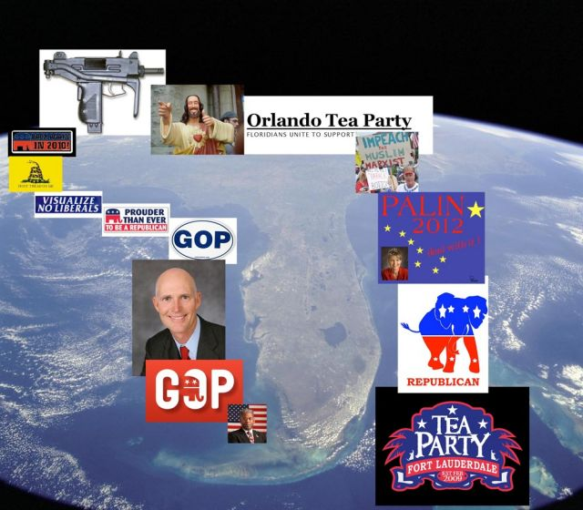 What's the Matter With Florida?: Photo illustration