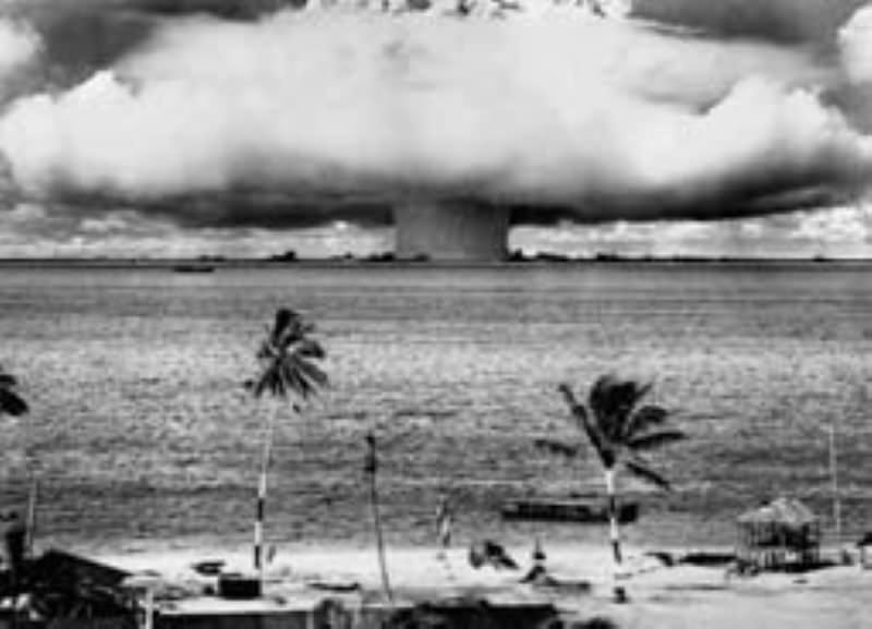 Fifty years ago the last atomic bomb test shook the Pacific's Bikini Atoll.