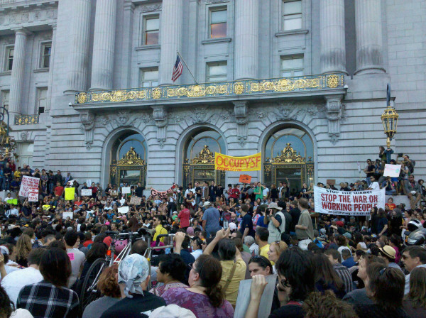 Occupy San Francisco: Robert Wise
