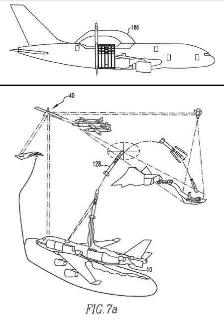 747 missile launcher: US Patent Office
