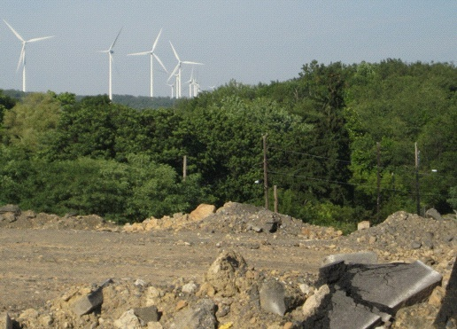 Tilting at Windmills: Clean Energy in a Town Killed by Coal (Photo: Tim Murphy)