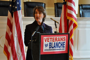 Sen. Blanche Lincoln (D-Ark.) | Flickr/