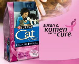 Just one of many pink-packaged products whose sales support Susan G. Komen for the Cure. : Cambodia4kidsorg/Flickr