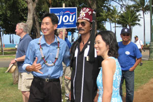 Honolulu city councilman Charles Djou | Team Djou.