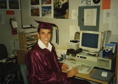 GED graduation 1984