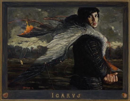 Icarus. 2008. Gail Potocki.