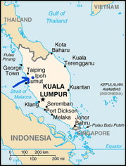 Map by Wikimedia Commons