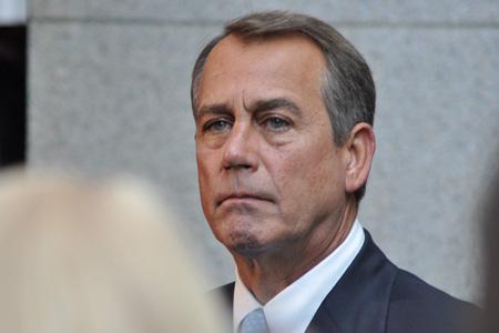 House Speaker John Boehner: Medill DC/Flickr