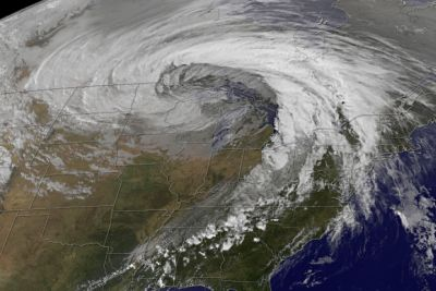 Strong extratropical cyclone over the US Midwest, 26-27 October 2010. NASA Earth Observatory imagery created by Jesse Allen, imagery provided courtesy of the NASA GOES Project Science Office.