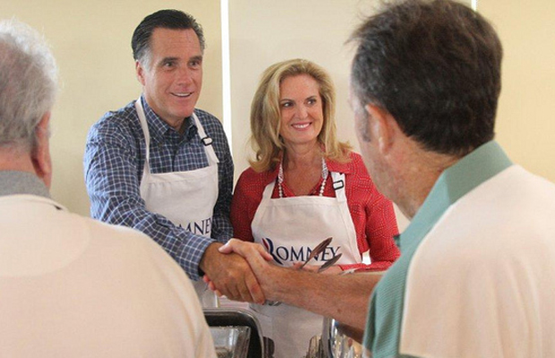 Mitt Romney/Flickr