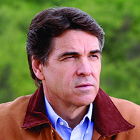 Governor Rick Perry/Flickr