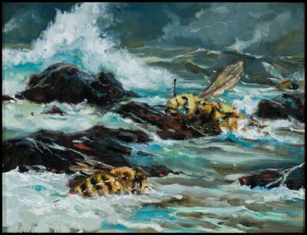 Shipwrecked. 2005. Gail Potocki.