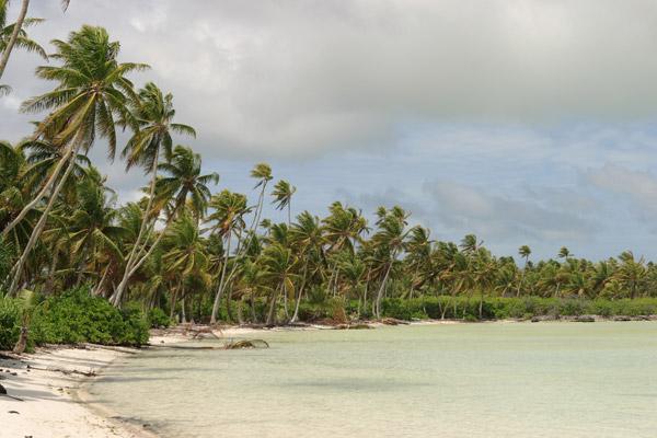 Kiribati: lidian/Shutterstock