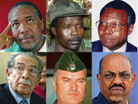 The World's 6 Most Feared War Criminals