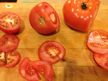 Organic winter tomatoes get put to the test. : Tom Philpott