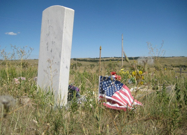 Wounded Knee, South Dakota (Photo: Tim Murphy)